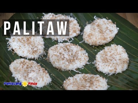 How to Cook Palitaw
