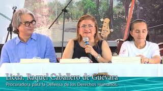 Procuradora Conmemora 37° Aniversario de Masacre El Mozote