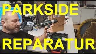 Parkside Reparatur bei Grizzly Tools