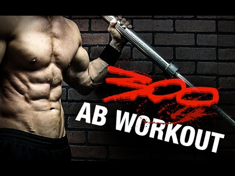 Fitness: Is the '300 workout for abs' as intense as it sounds?