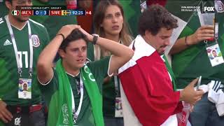 When Mexico Finds Out South Korea Scores |2018 World Cup|