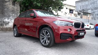 2015 BMW X6 xDrive35i M Sport Start-Up and Full Vehicle Tour