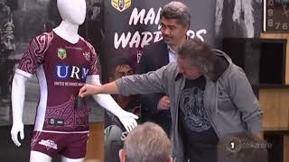 New Manly Sea Eagles Jersey Features Māori Art