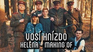 Video Helena  (Making of)