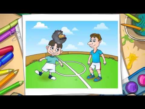 Ігри-мультфільми для розвитку уяви у дітей-дошкільників
