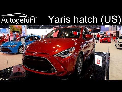 2020 Toyota Yaris hatch (US) - Mazda2 reloaded! Autogefühl
