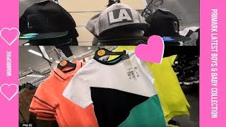 LATEST PRIMARK BOYS, BABY CLOTHING 2019~ PRIMARK BOY'S COLLECTION💝💝💝