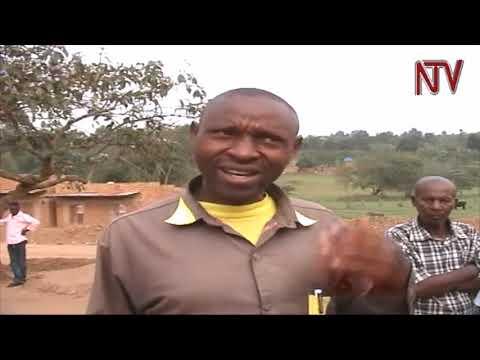Abatuuze beekubidde enduulu ku ttendekero ly'amagye e Kabamba