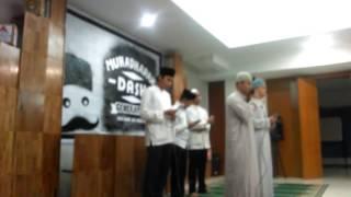 Nasyid adhfaita syech Misyari Rasyid| PTIQ JAKARTA 2017