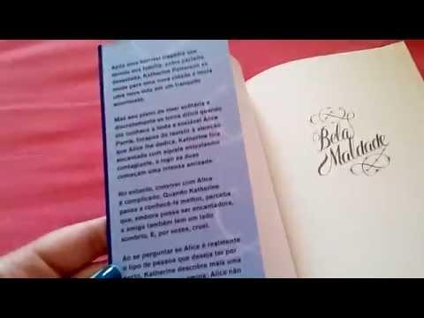 Review Livro Bela Maldade -edi. Intrínseca