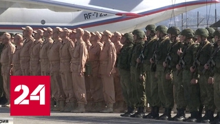 Россия и Турция нанесли совместный авиаудар по террористам в Сирии