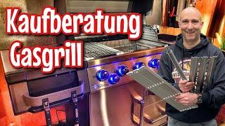 Kaufberatung Gasgrill - wie finde ich den richtigen Grill? - Westmünsterland BBQ