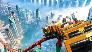 Top 10 MOST INSANE Roller Coasters IN THE WORLD!