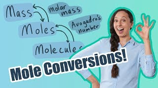Mole Conversion Practice Problems!
