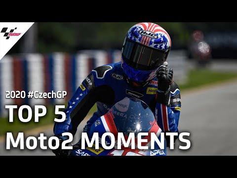 MotoGP チェコGP Moto2ハイライト動画