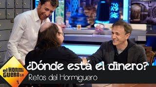 ¿Quién quiere esta caja? Con Santiago Segura y José Mota - El Hormiguero 3.0