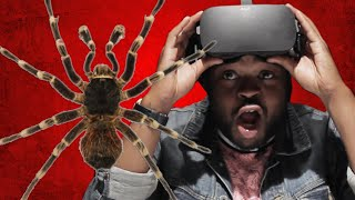 People Face Their Fears in Virtual Reality
