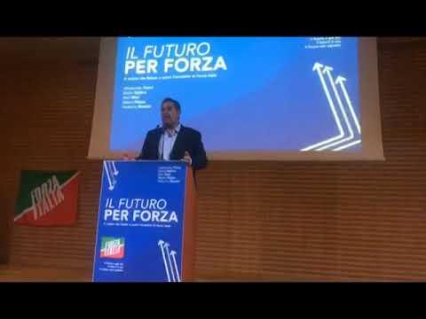 TOTI A MILANO: O FORZA ITALIA DECIDE PER UN VERO CAMBIAMENTO OPPURE E' LA FINE
