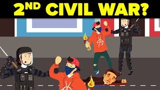 Could the United States Have Another Civil War?