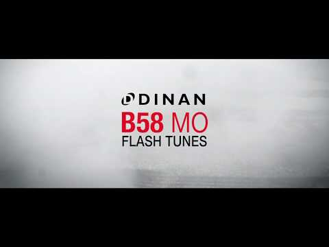 Dinan B58(M0) Performance Engine Software (Flash) - Featurette