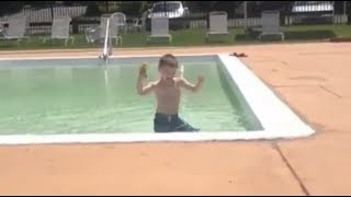 This Kid Knows How To Say Hello To Summer