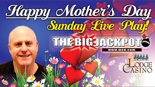 🔴 Mother's Day Special 🌹 Live High Limit Slot Play 🎰   The Big Jackpot