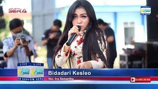 Gambar cover Bidadari Kesleo - Ina Samantha - OM Sera Live SMKN 1 Kediri 2017
