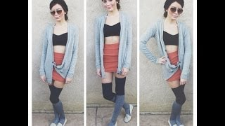 An Urban Outfitters OOTD - (hipster Inspired)
