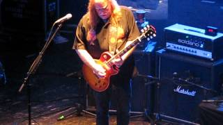 "gov't mule ""if heartaches were nickels"""