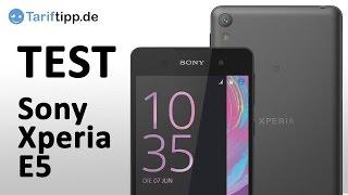 Sony Xperia E5 | Test deutsch