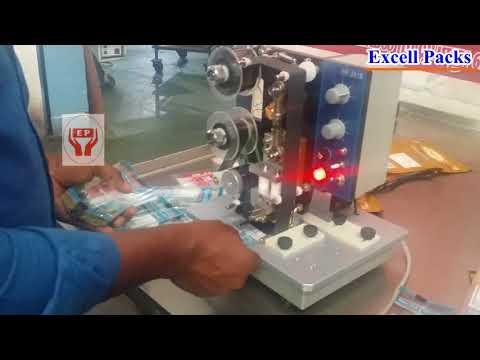 Ribbon Batch Coding Machine
