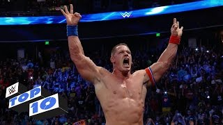 Top 10 SmackDown Live moments: WWE Top 10, Aug. 16, 2016