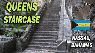 Queen's Staircase, Nassau
