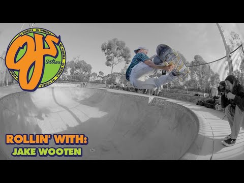 Rollin' With Jake Wooten, Erick Winkowski, Henry Gartland, and the Crew | OJ Wheels