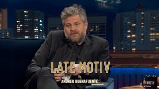 LATE MOTIV - Raúl Cimas. Una Hostia A Tiempo   #LateMotiv568