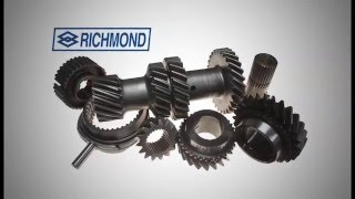 Richmond Gear Constantly Improving