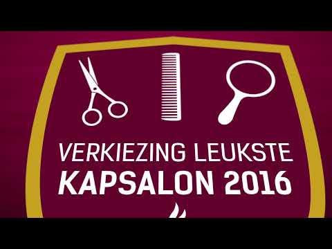 Aankondiging Verkiezing Leukste Kapsalon van Nederland