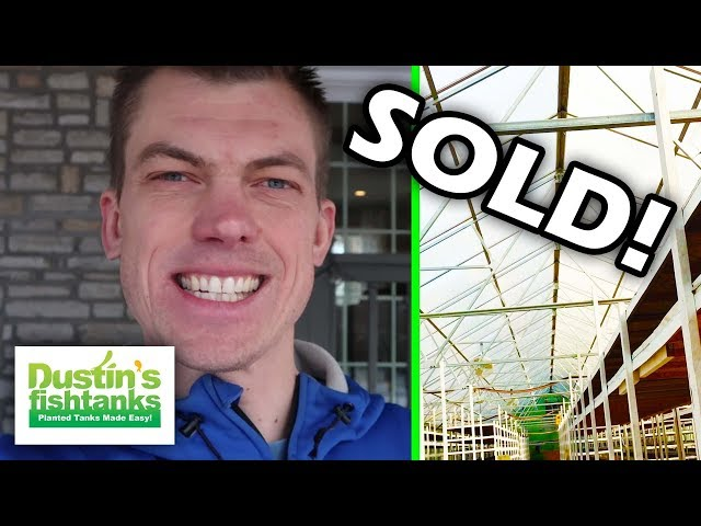 NEW GREENHOUSE (2018) I CAN'T BELIEVE THE DEAL I GOT!