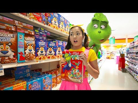 Download Ellie Sparkles Visits Supermarket to Learn About Fruits and Vegetables Mp4 HD Video and MP3