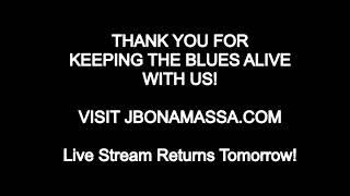 Joe Bonamassa KTBA Livestream - Sunday 2/9/2020