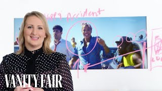 La La Land's Choreographer Explains the Freeway Dance Scene | Vanity Fair - Video Youtube