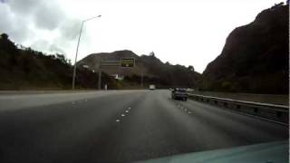 preview picture of video 'Drive from Wellington to Mana on SH1 timelapse'