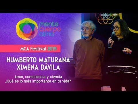 [MCA Festival 2019] Humberto Maturana y Ximena Dávila