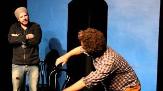 2. James Roday dans Acting Advice