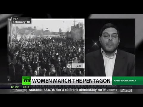 Women's March on the Pentagon: a Preview