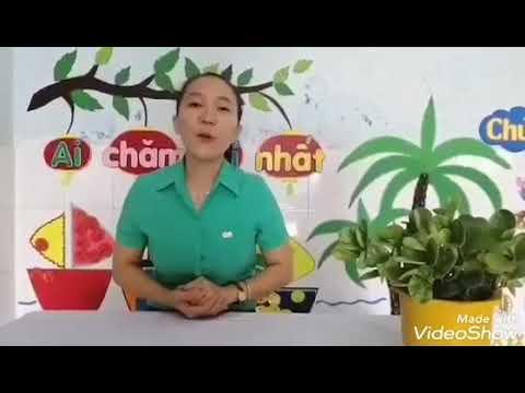 """Trần Thị Như Sa: làm đồ chơi """"Bóng lăn vào rổ"""""""