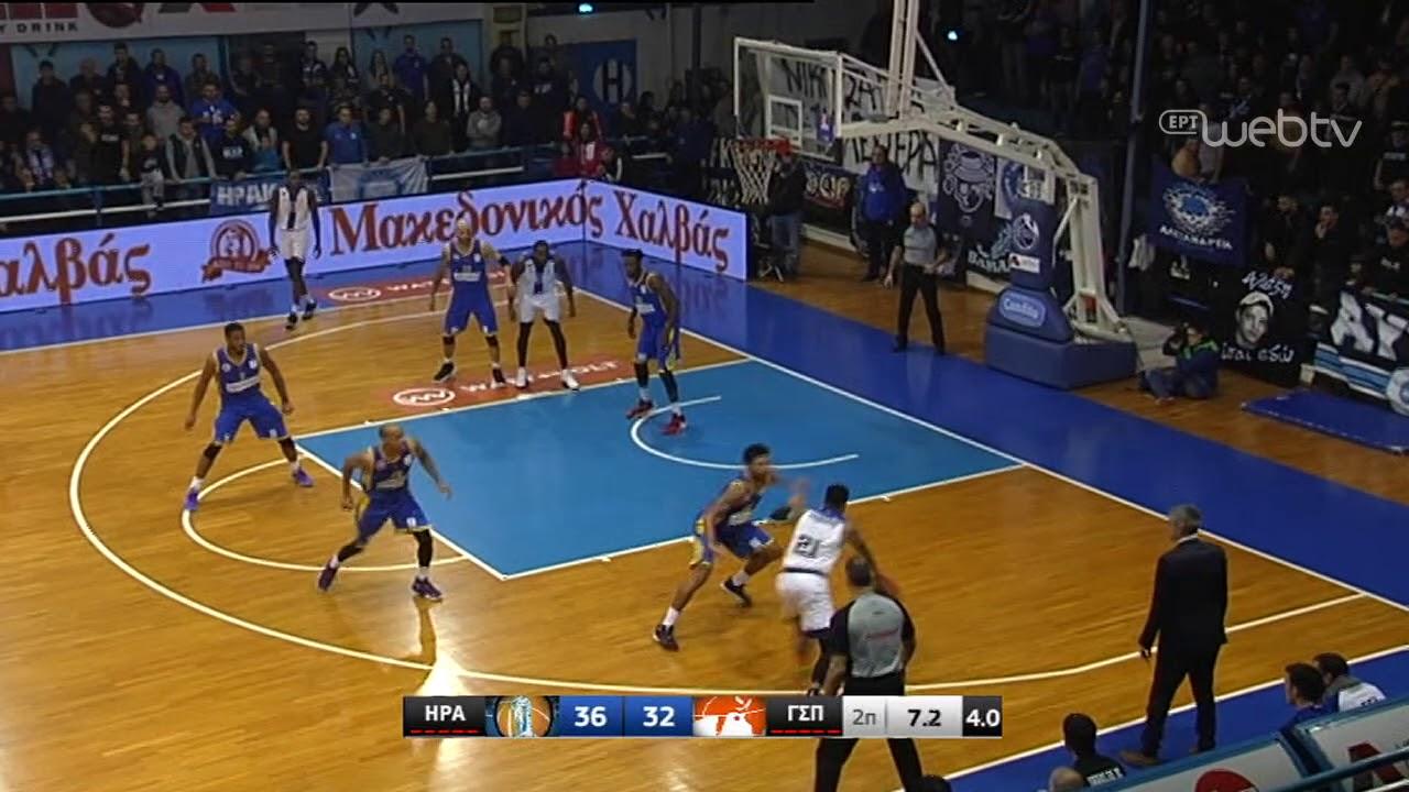 Basket League 2019-2020: ΗΡΑΚΛΗΣ-ΠΕΡΙΣΤΕΡΙ | HIGHLIGHTS | 04/01/2020 | ΕΡΤ