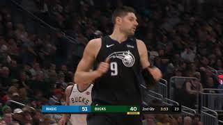 Orlando Magic Vs Milwaukee Bucks | February 9, 2019