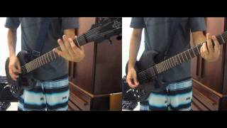 Anti-Flag - Death of a Nation ( guitar Cover) Jp