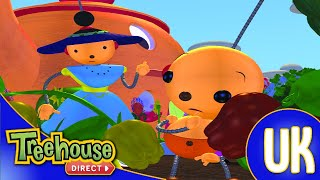 Rolie Polie Olie - 4 - House Detectives / The Backyard Jungle / The Best Doggone Show in the World